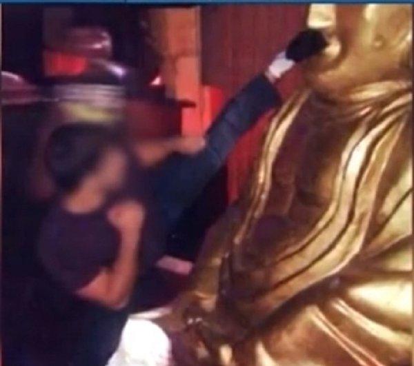 Bhuddha kick