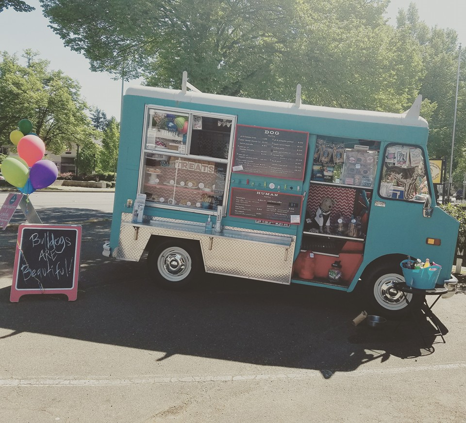 The Seatle Barkery's Truck, The Seatle Barkery/Facebook