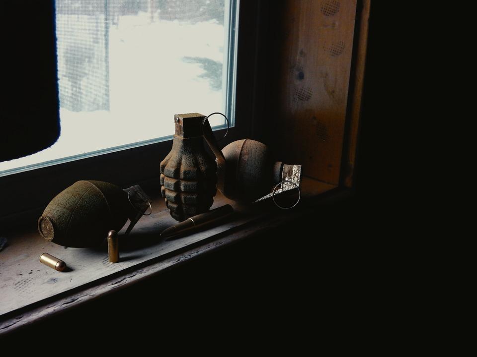 Grenade, GooKingSword/file picture