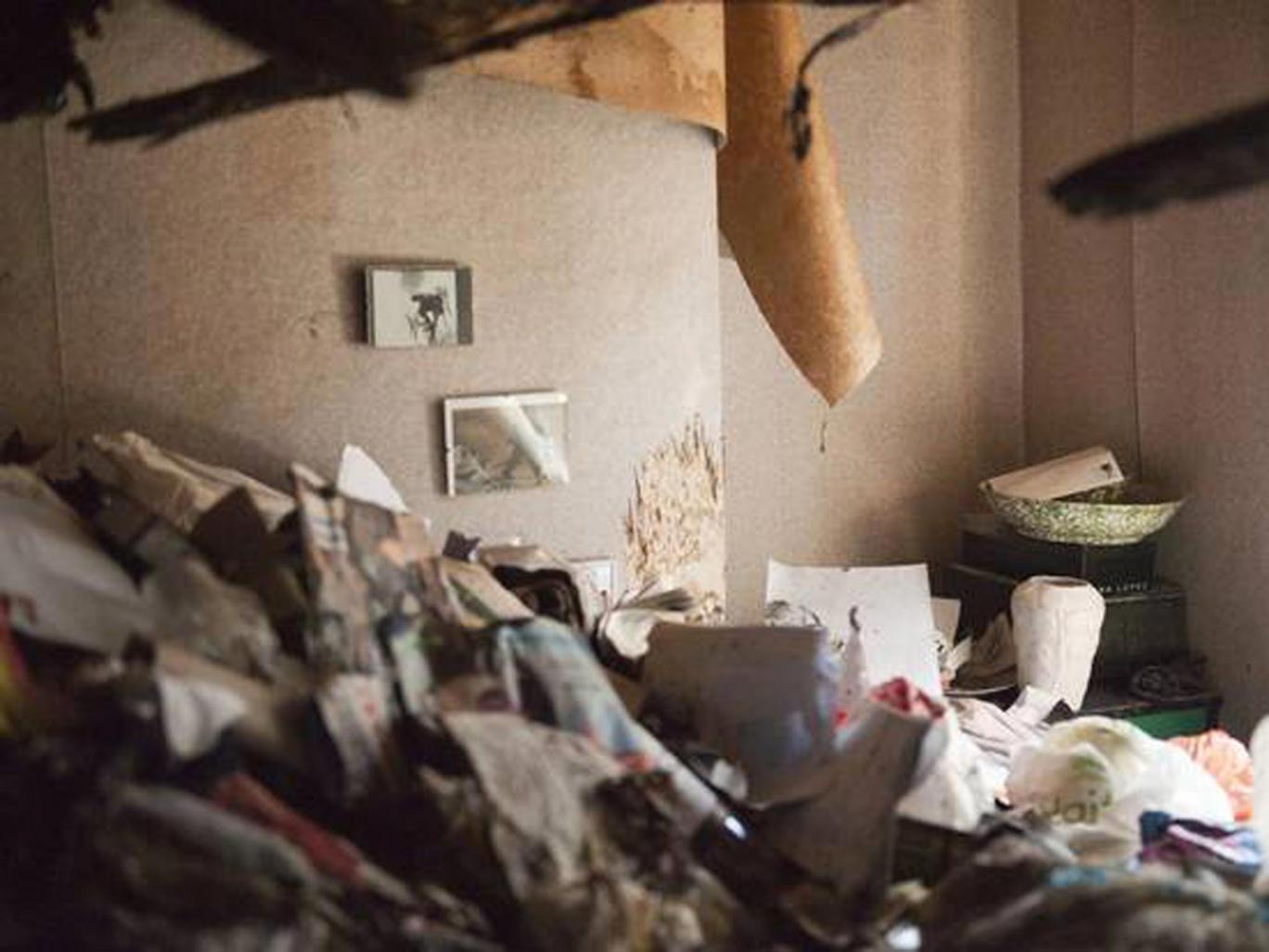 Inside the home, Glenn Copus/Evening Standard