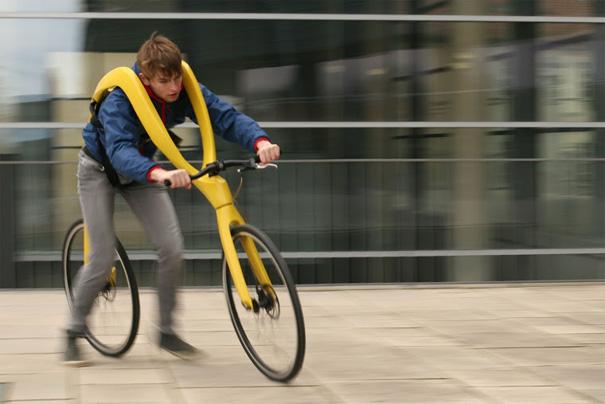 Foot Powered Bike , FLIZ