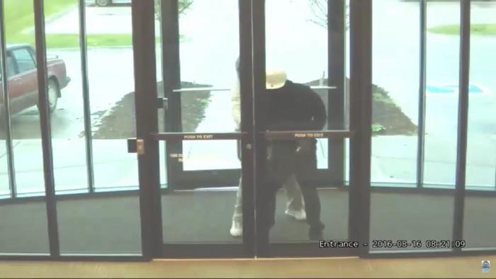 Failed Bank Robbers Nebraska