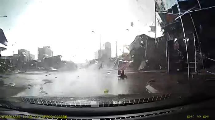 Vietnam Tornado