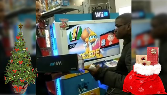 Wii U Gift At Best Buy