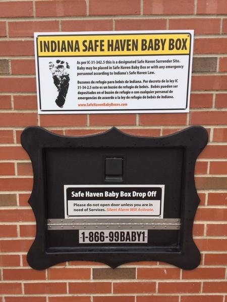Safe Haven Baby Box drop off point,safehavenbabyboxes.com
