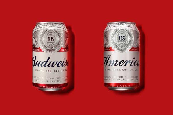 Budweiser to America, Anheuser-Busch InBev