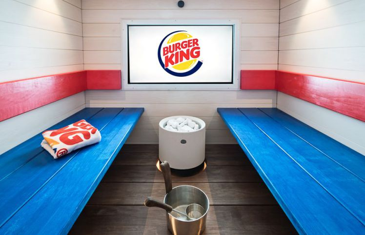 Burger King Spa, Restel/Facebook