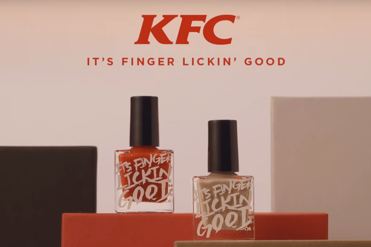 Which One Will You Choose?, KFC