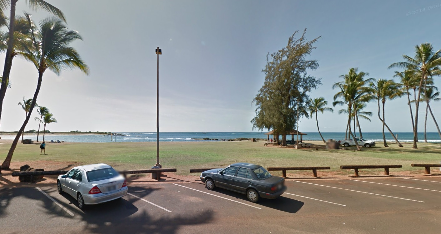 Salt Pond Beach Park, Google Street View