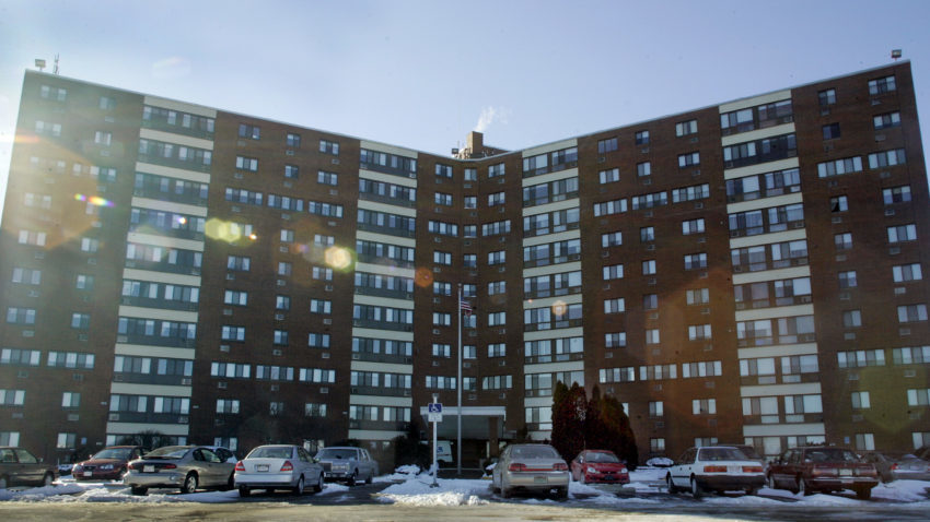 Loring Tower Apartment Complex