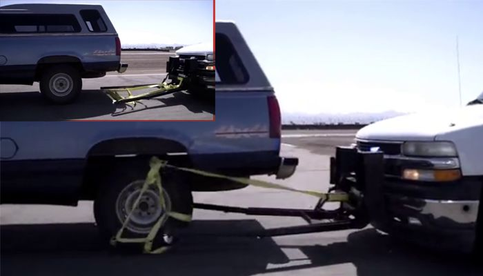 Police Bumper the Grappler