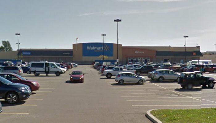 Walmart in Charlottetown