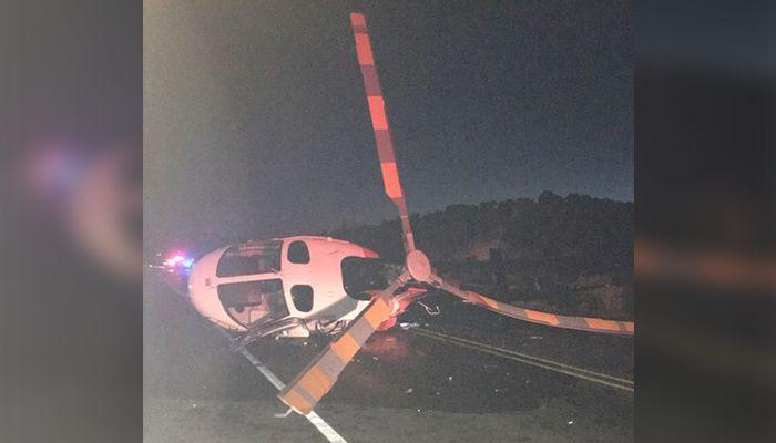 Glenn Livingston, drunk helicopter crash
