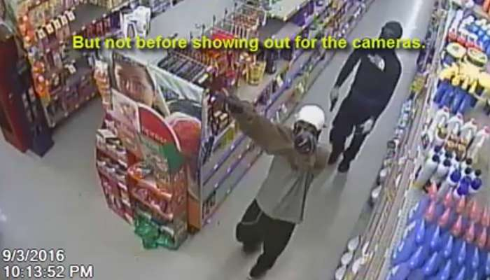 Dancing Robbers