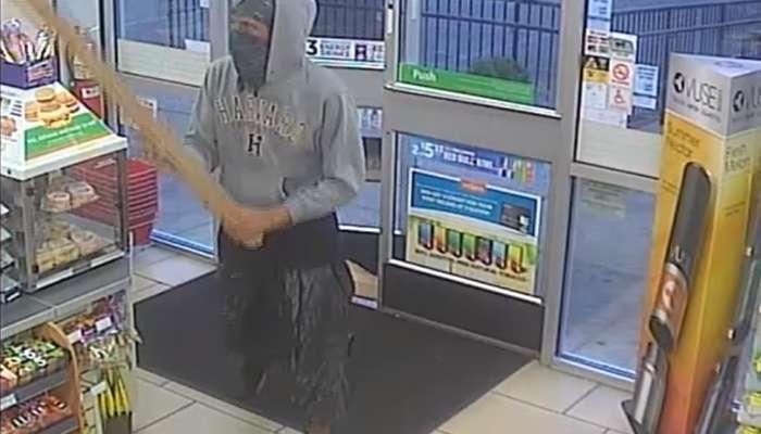 Stick up robbery