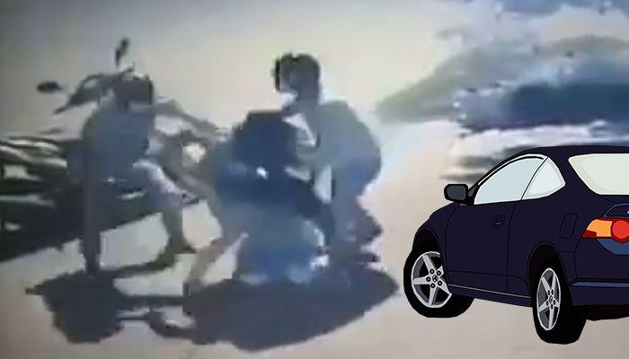 Chan Sokchea run over